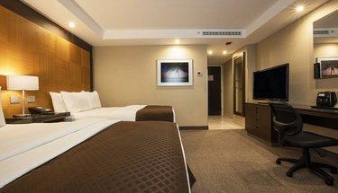 Quarto executivo Hotel Urban Aeropuerto Ciudad de México Cidade do México